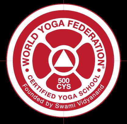 500 CYS Certified Member Badge - World Yoga Federation