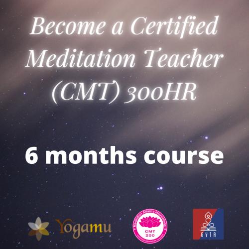 300HR Meditation Teacher Training